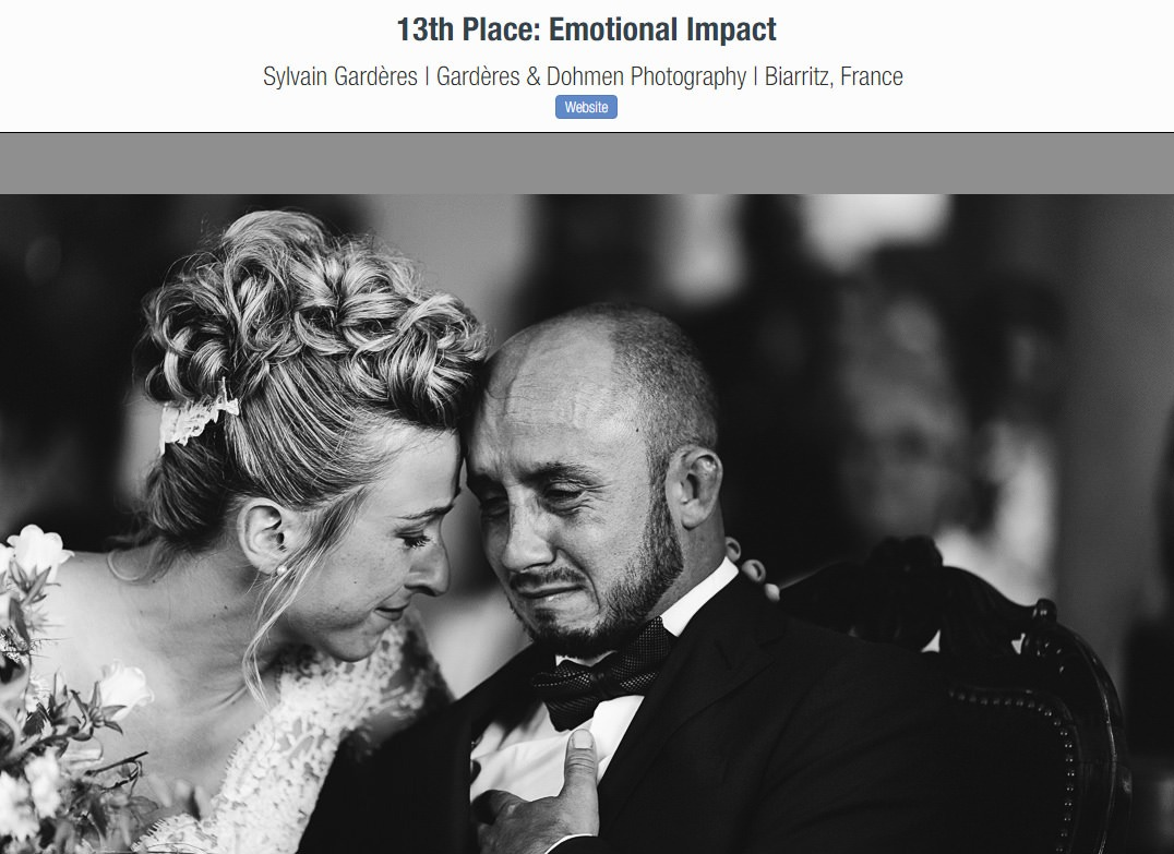 wedding emotional impact