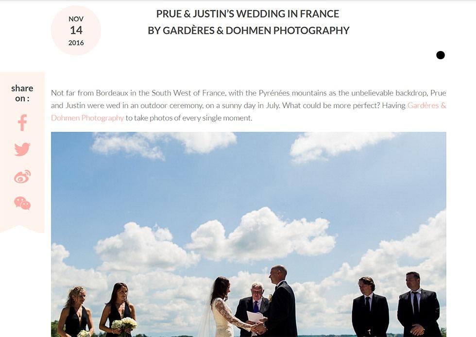 publication site La Bride