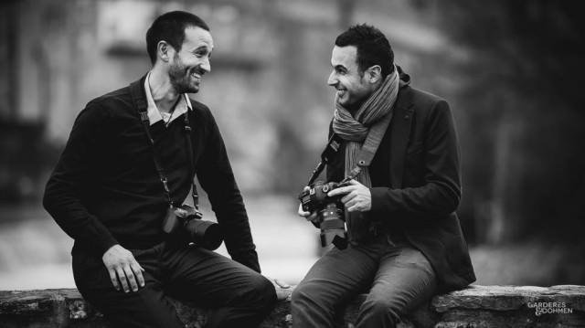 Sylvain Gardères & Damien Dohmen Photographes à Pau