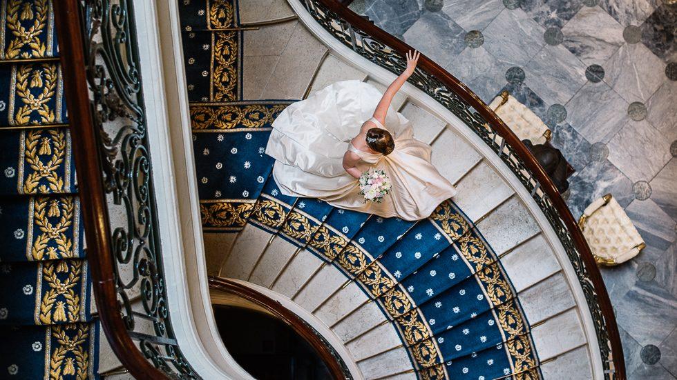 mariage à Biarritz