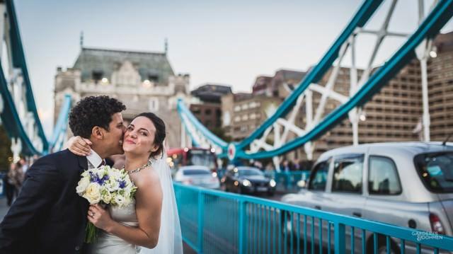 Mariage à Londres, cocktail