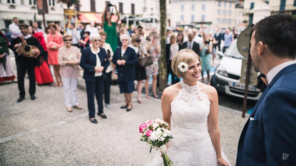 Mariage à Laruns