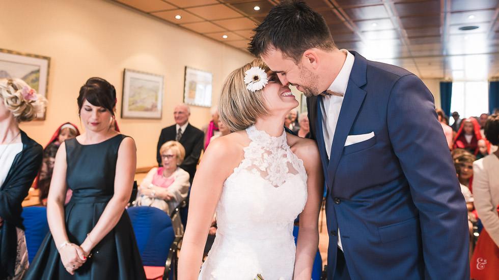 Mariage à la mairie de Laruns