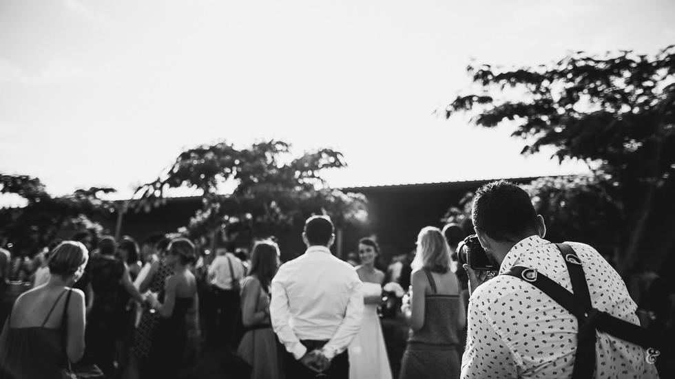 mariage au lac de Gabas à Lourenties