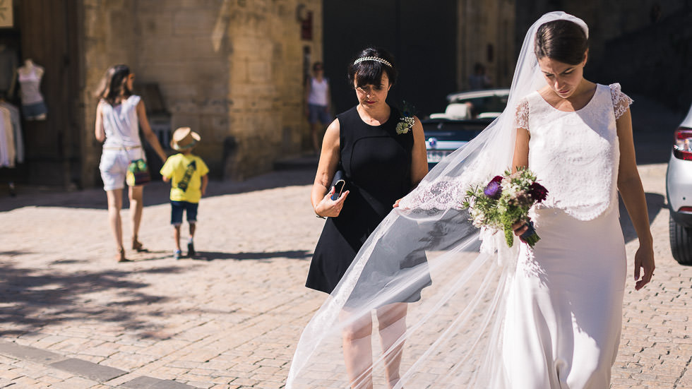 Mariage à Sarlat