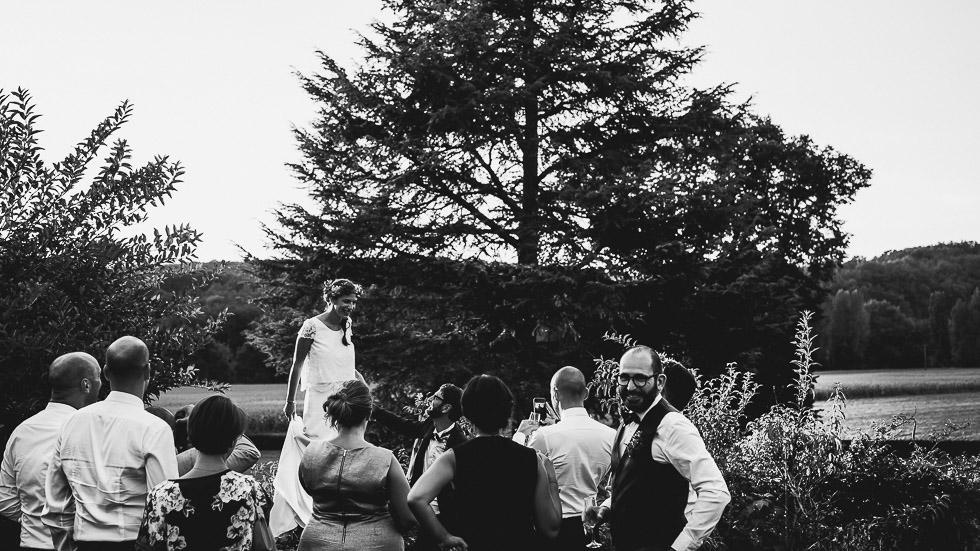 mariage au Château La Fleunie