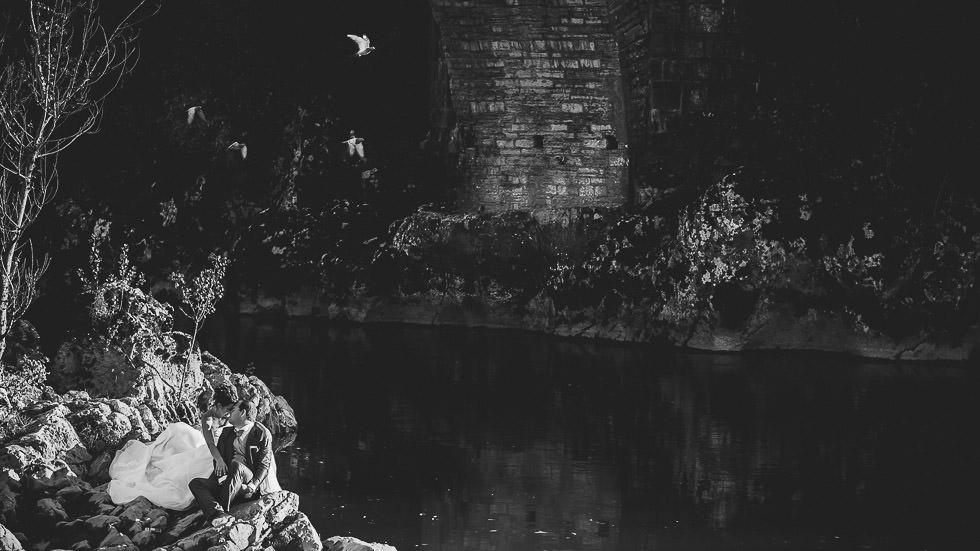 Mariés au Pont Vieux