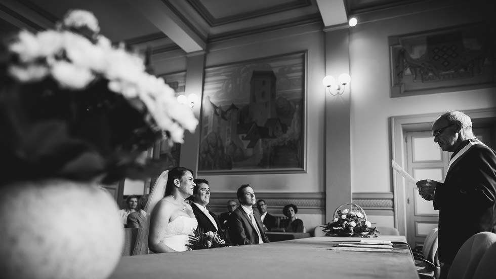 mariage à Orthez