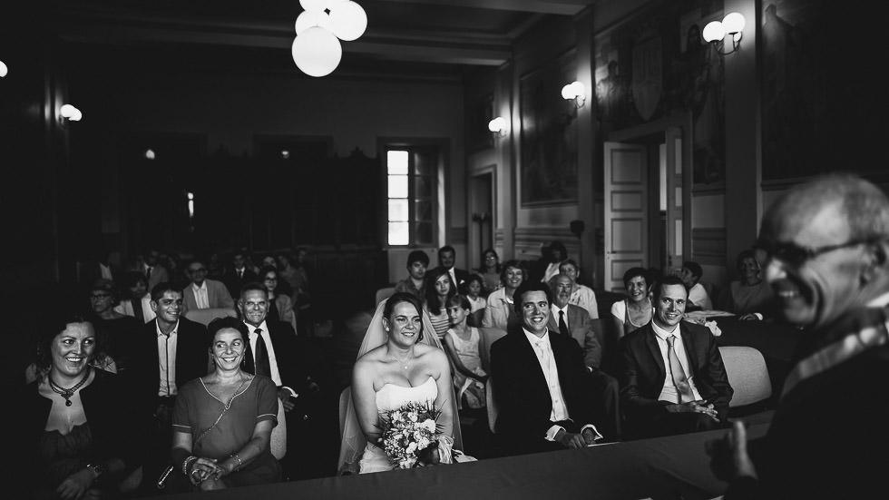 mariés à Orthez