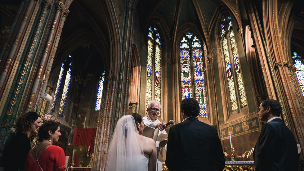 le consentement du marié