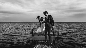 mariés à la mer