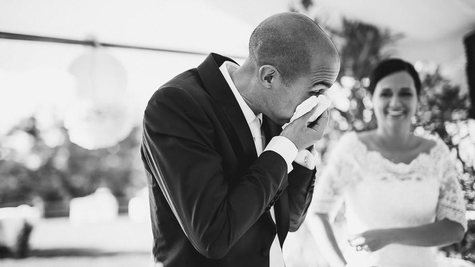 le marié en pleurs