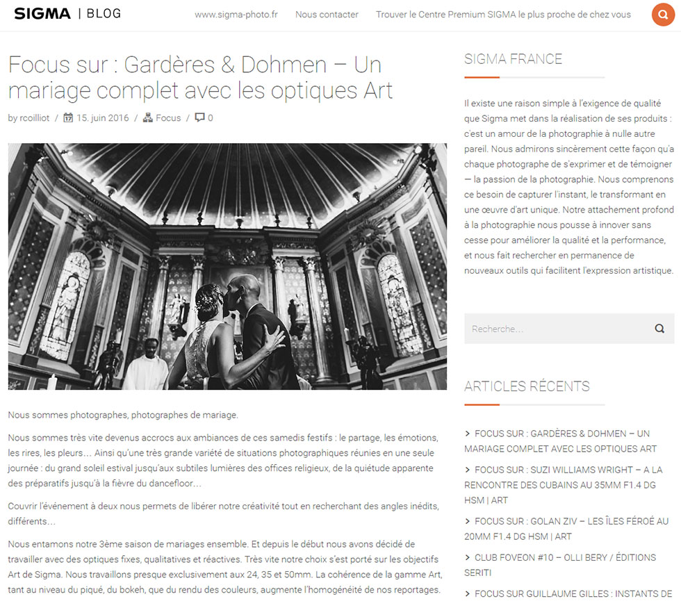 publication blog sigma