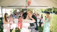 mariage au relais de porthos, mariage à Pau, Gardères & Dohmen
