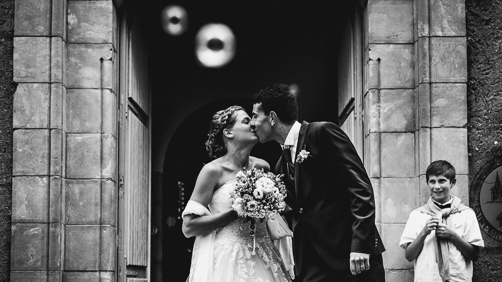 sortie des mariés