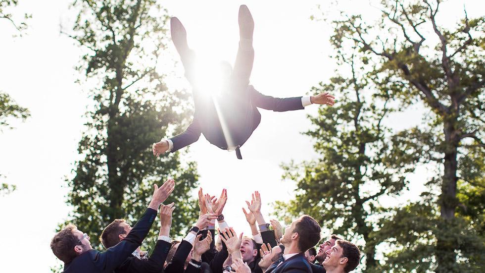 saut du marié