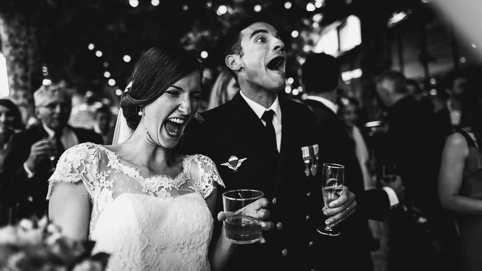 mariage au domaine de Larbéou