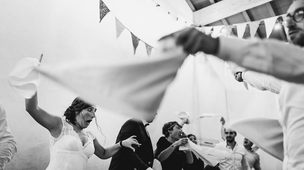 soirée de mariage