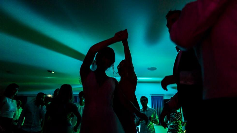 soirée de mariage aux collines Iduki
