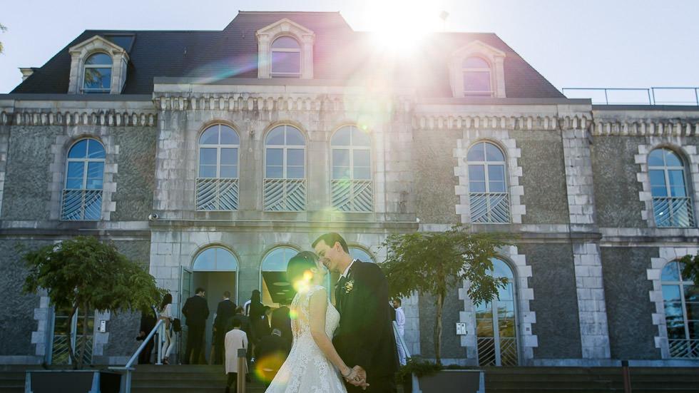 mariage à la mairie de Lescar