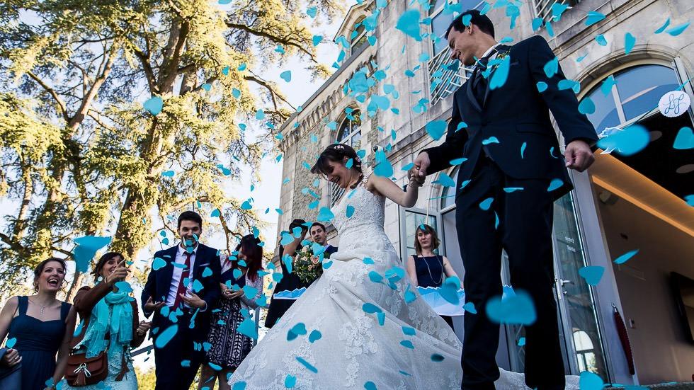 mariage à Lescar