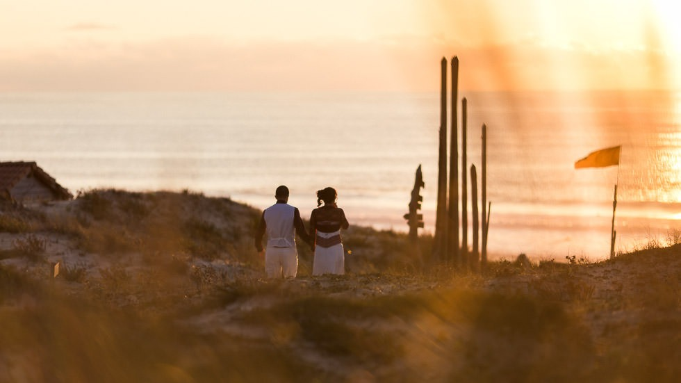 photos de couple sur la plage
