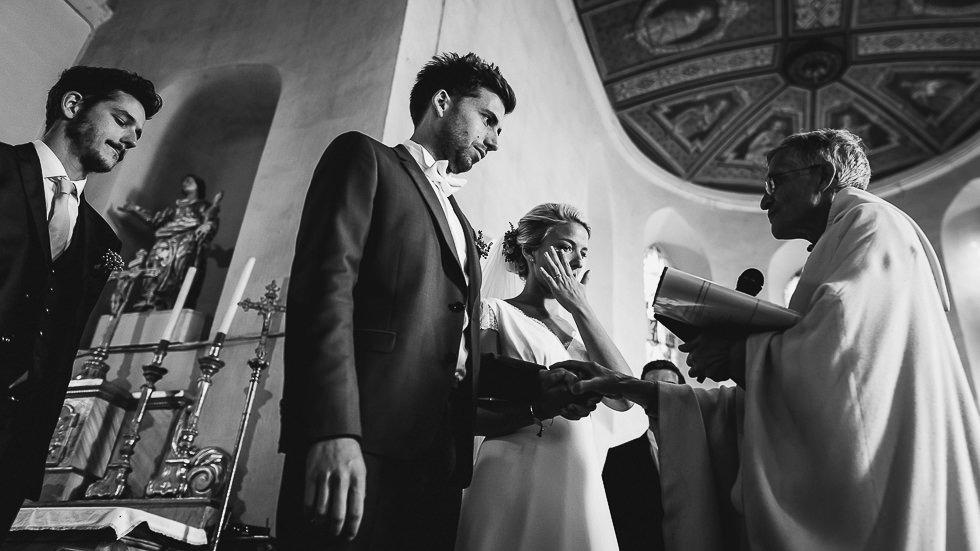 cérémonie religieuse de mariage
