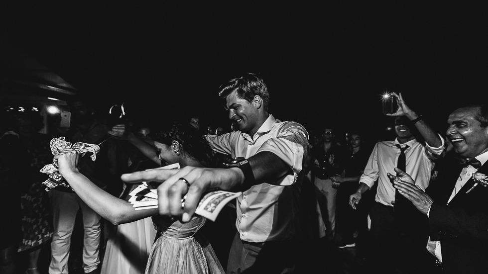 premières danse des mariés