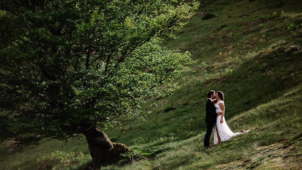 Séance de couple au Pays Basque