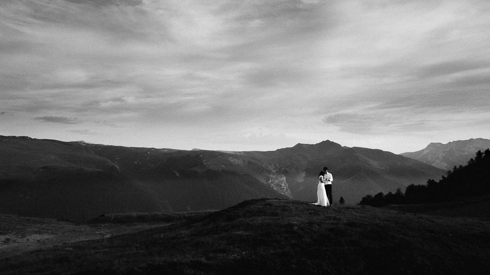 Photographies de couple au Pays Basque