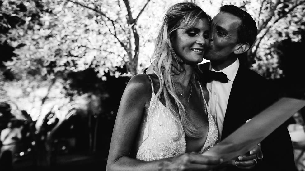 mariage au Mas des Songes