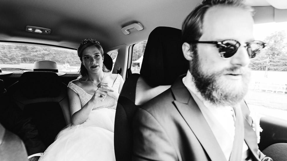 duo de photographes de mariage
