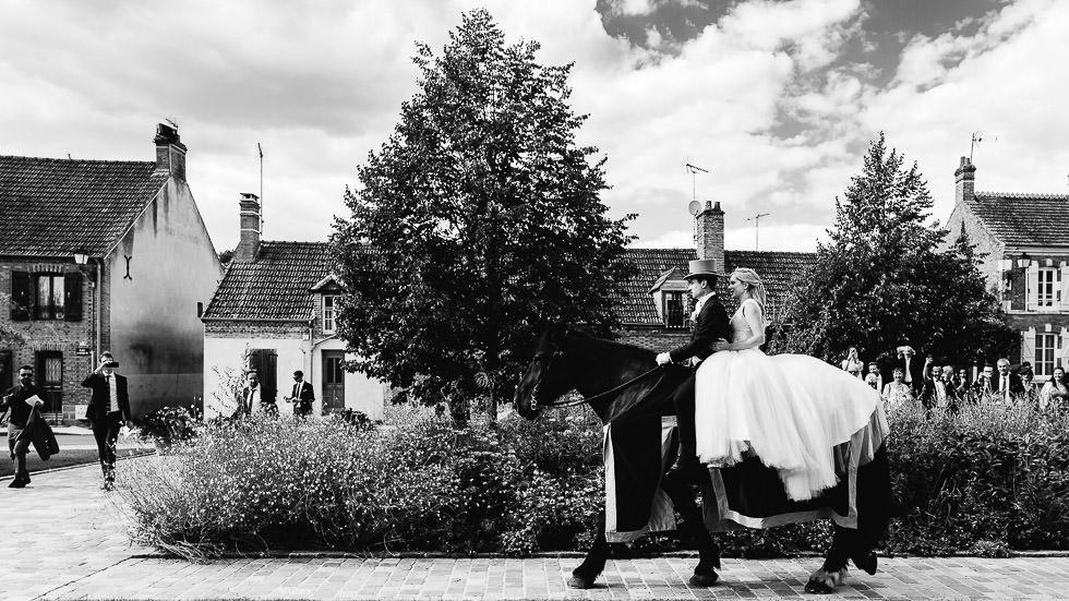 Mariage à Ménestreau-en-Villette