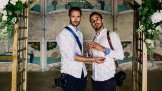duo photographes mariages Biarritz