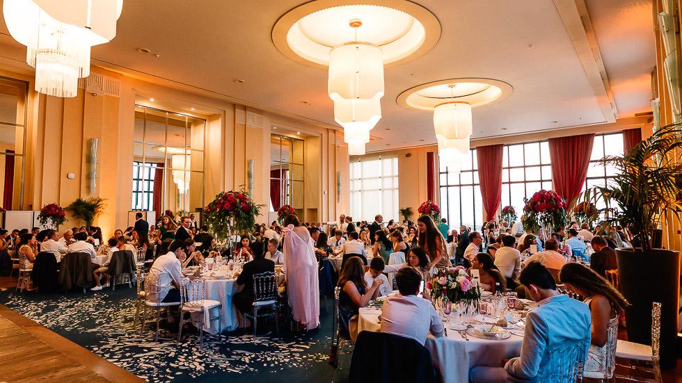 Mariage au casino de Biarritz